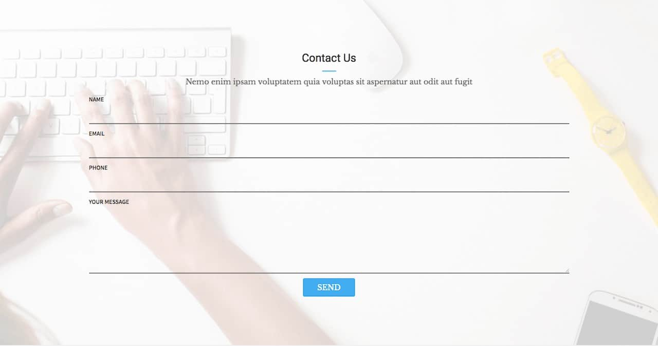 PowerPack Contact Form 4