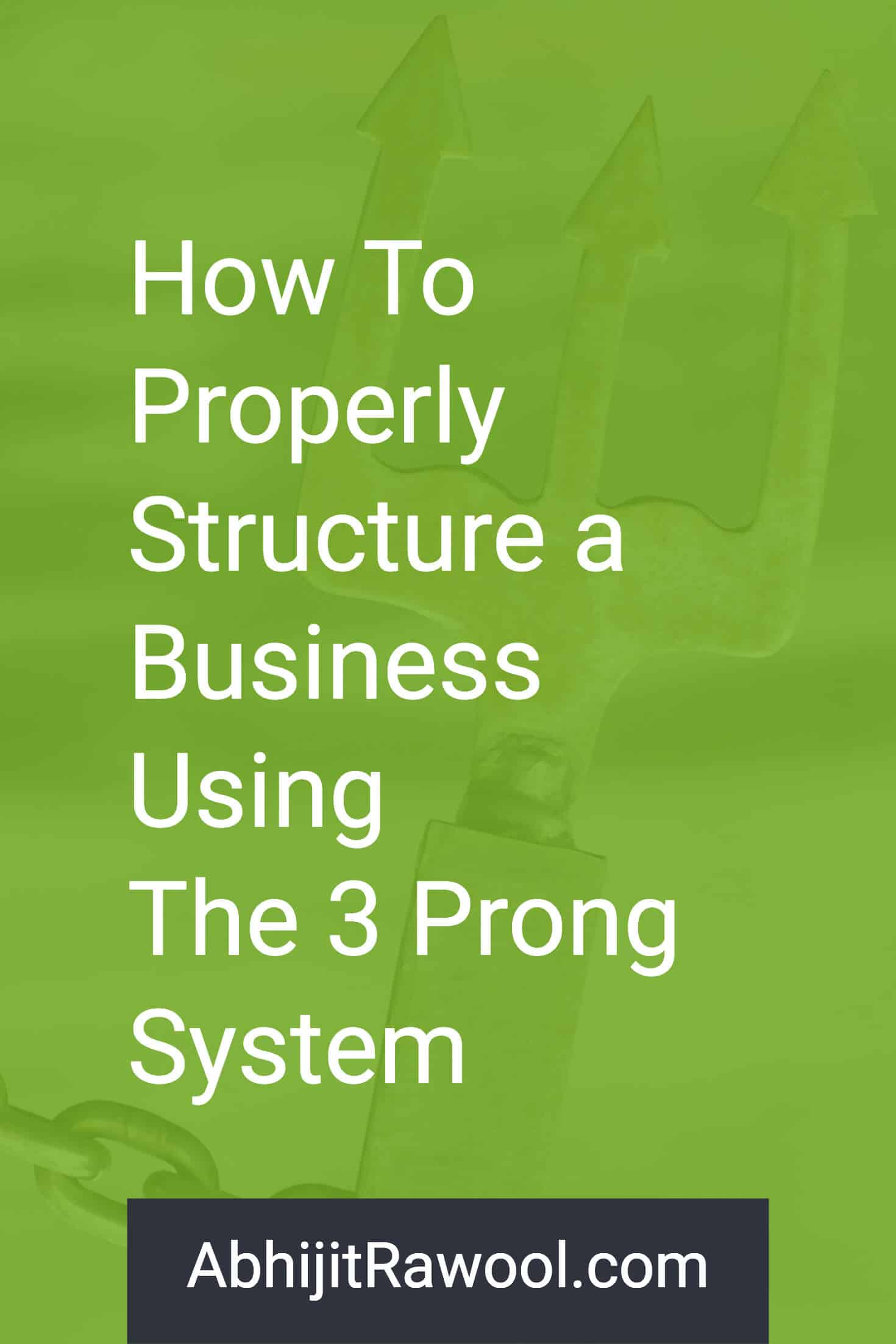 Structure a Business